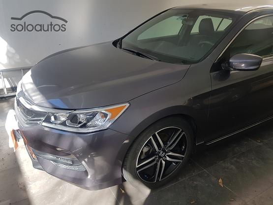 2016 Honda Accord Sport CVT L4