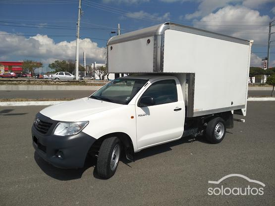 2014 Toyota Hilux Chasis Cabina