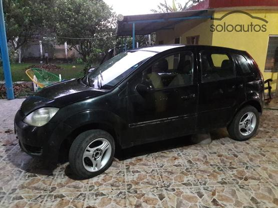 2003 Ford Fiesta First