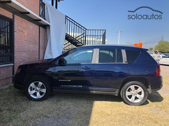2014 Jeep Compass Limited Premium 4x4 CVT