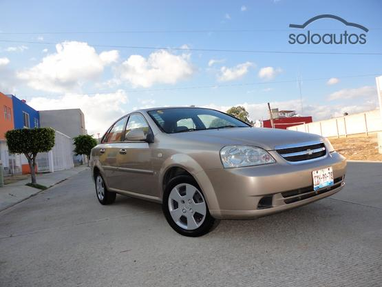 2007 Chevrolet Optra AT AC Piel F