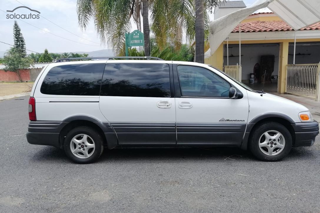 autos camionetas y 4x4s pontiac montana sv6 en venta en mexico soloautos mx 4x4s pontiac montana sv6