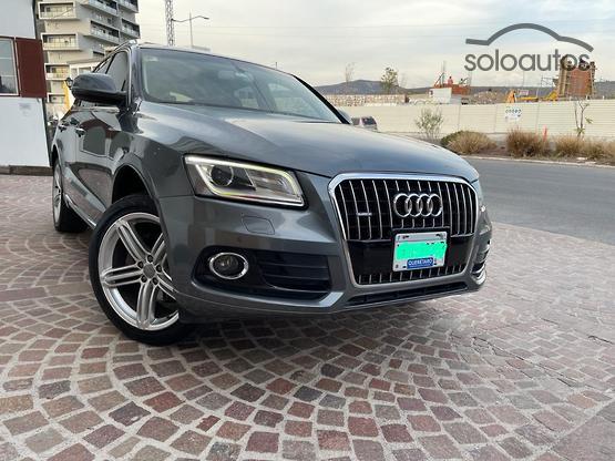 Autos Camionetas Y 4x4s Audi Q5 En Venta En Queretaro Soloautos Mx
