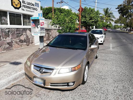 Autos Camionetas Y 4x4s Acura Tl 6 Cilindros En Venta En Jalisco Soloautos Mx