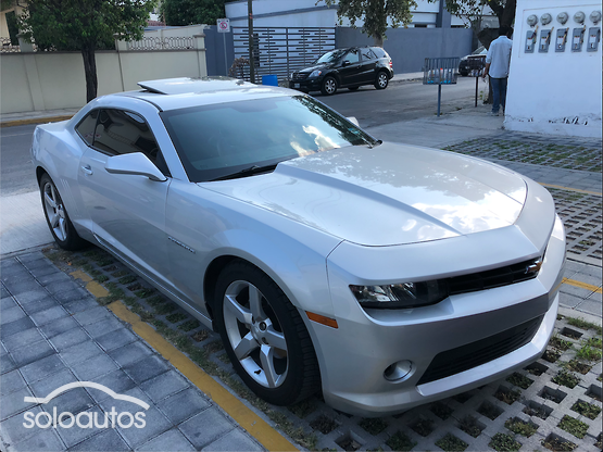 2015 Chevrolet Camaro LT A AT
