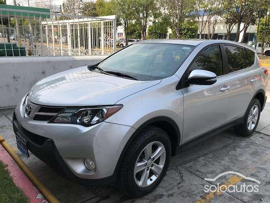 2014 Toyota RAV4 2.5 Limited AWD AT