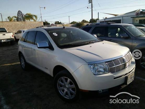 2007 Lincoln MKX Premium FWD V6 AT Piel