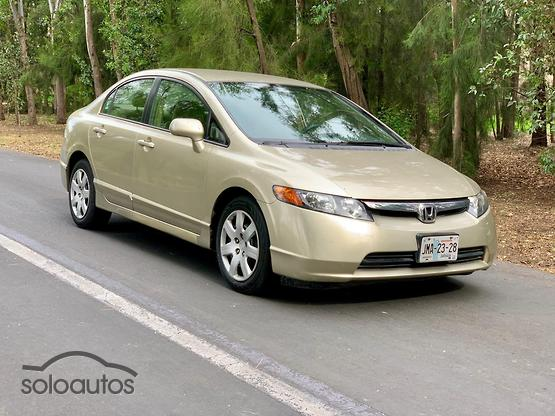 2007 Honda Civic LX AT 4DRS