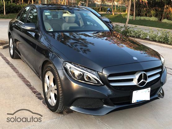 2016 Mercedes-Benz Clase C C 200 Exclusive TA