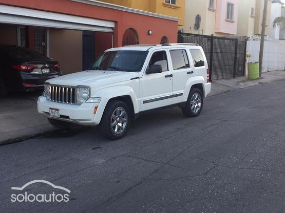 2008 Jeep Liberty Limited 4X2