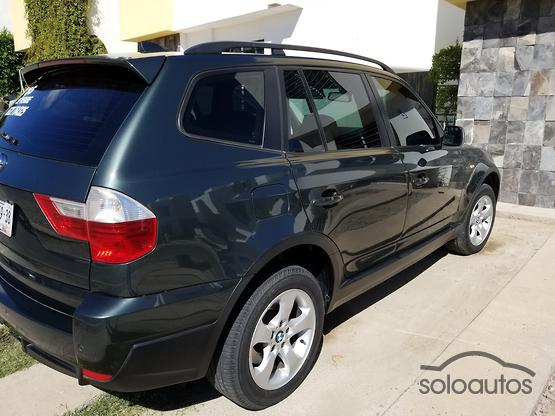 2008 BMW X3 2.5siA Top AT