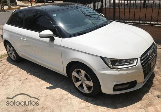 2017 Audi A1 SB 1.4 TFSI 125 hp Ego Manual