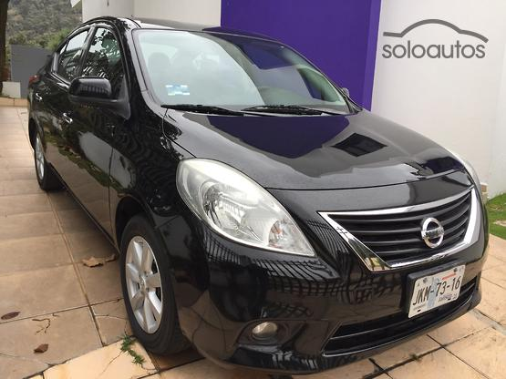2013 Nissan Versa Advance TM AC