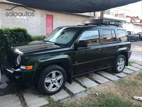 2010 Jeep Patriot Sport FWD MTX