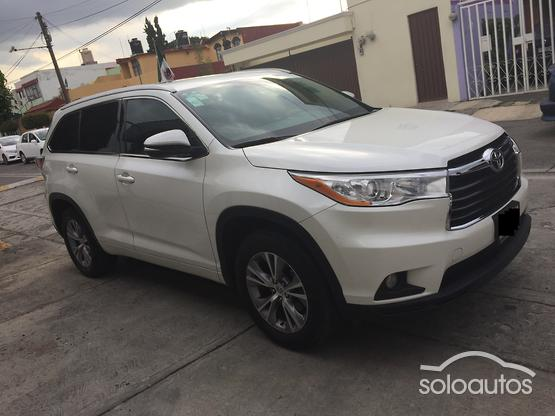 2015 Toyota Highlander 3.5 XLE AT