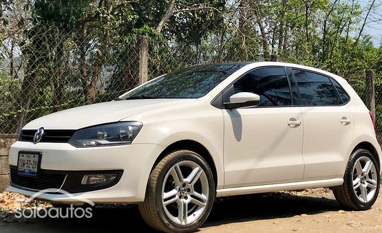 2013 Volkswagen Polo Highline DSG