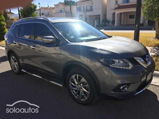 2015 Nissan X-TRAIL Exclusive 2 ROW