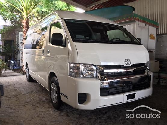 2019 Toyota Hiace Commuter S-Long
