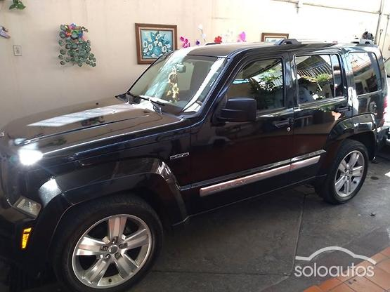 2013 Jeep Liberty Jet Limited 4X2