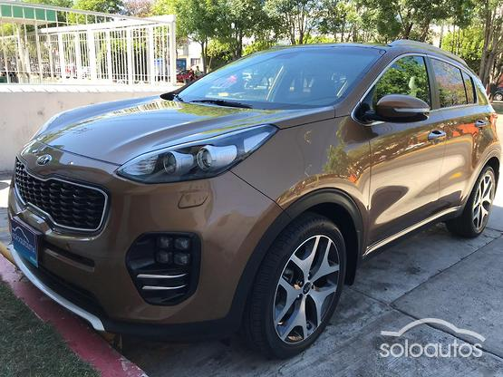 2017 KIA SPORTAGE SXL 2.4 AT