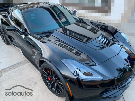 2016 Chevrolet Corvette Z06 Stingray Coupe H