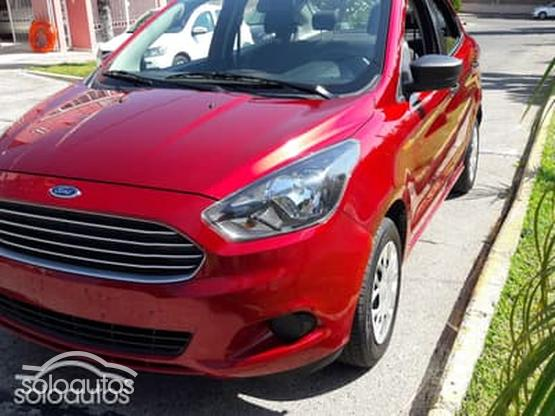 2017 Ford Figo IMPULSE TM A/A 4 PTAS