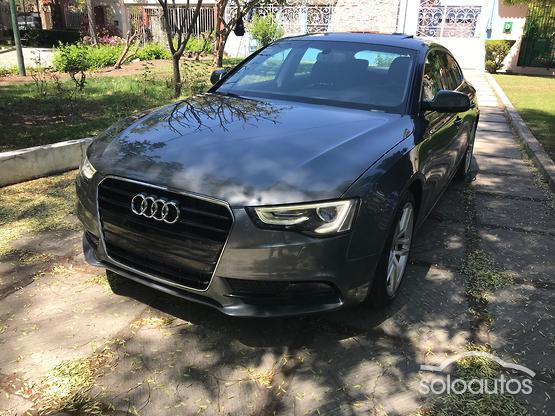 2012 Audi A5 2.0 TFSI Luxury Multitronic