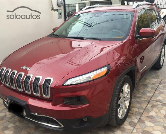 2016 Jeep Cherokee Limited 4x2