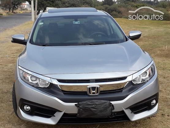 2016 Honda Civic Turbo CVT 4drs