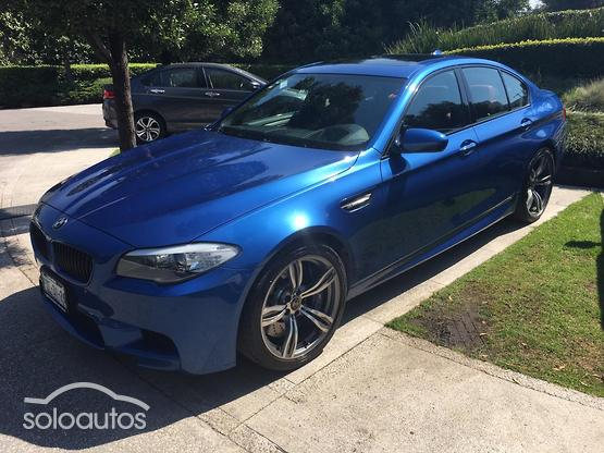 2014 BMW Serie 5 M5 Compettition Edition